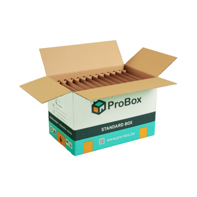 Box of 12 double-thickness reinforced plates
